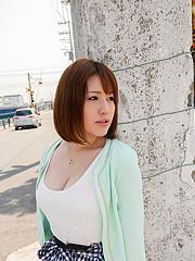 本田莉子画像集1