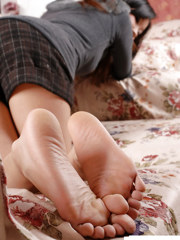 Fetiche por pés