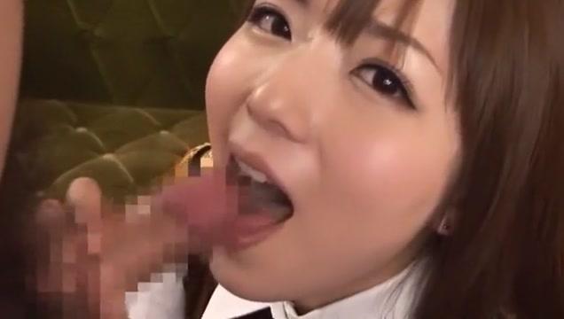 <フェラ動画>麻倉憂