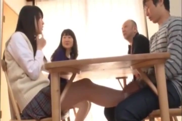 Naughty Japanese Step Daughter