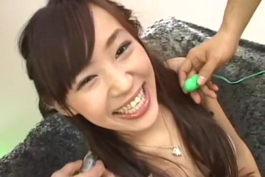 Nagisa Uncensored Hardcore Video with Creampie, Dildos/Toys scenes