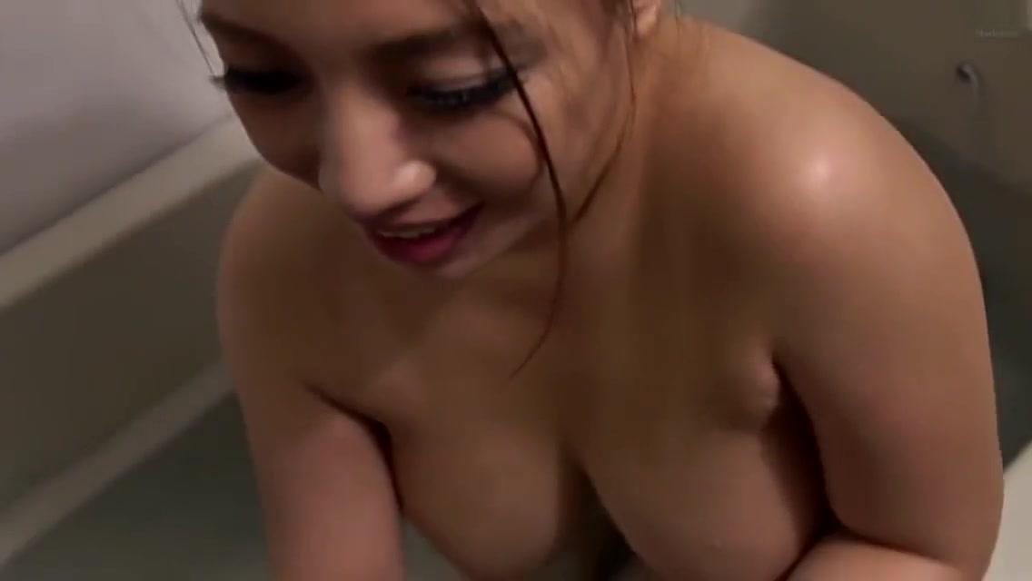 Japanese Mom Masturbates Son