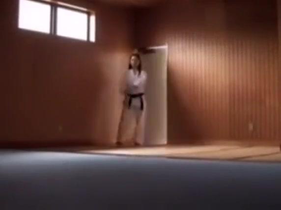japán karate szex